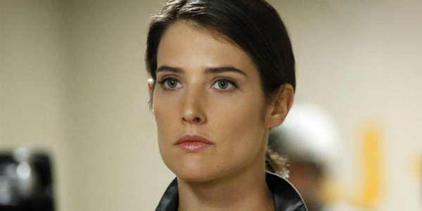 Agents of S.H.I.E.L.D. Cobie Smulders Maria Hill ABC
