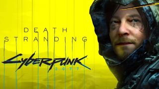 Death Stranding x Cyberpunk 2077 means you can Superman punch fools