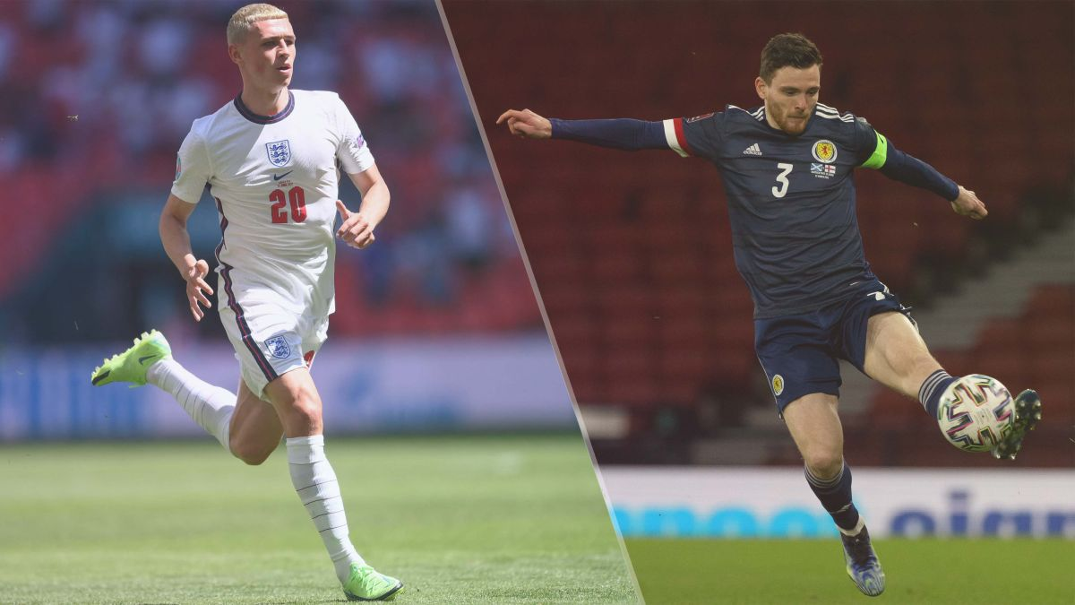 England vs Scotland live stream — how to watch the Euro 2020 Group D game for free