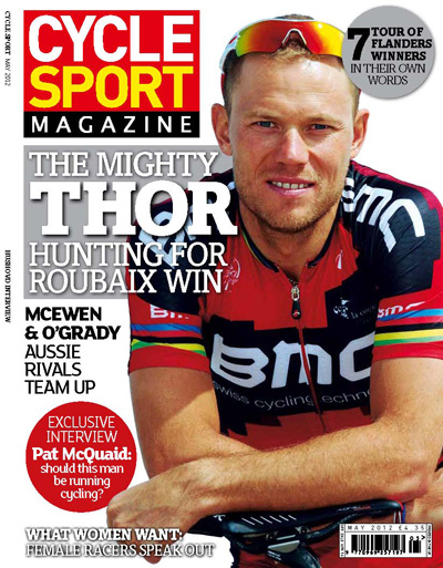 Cycle Sport May 2012 issue