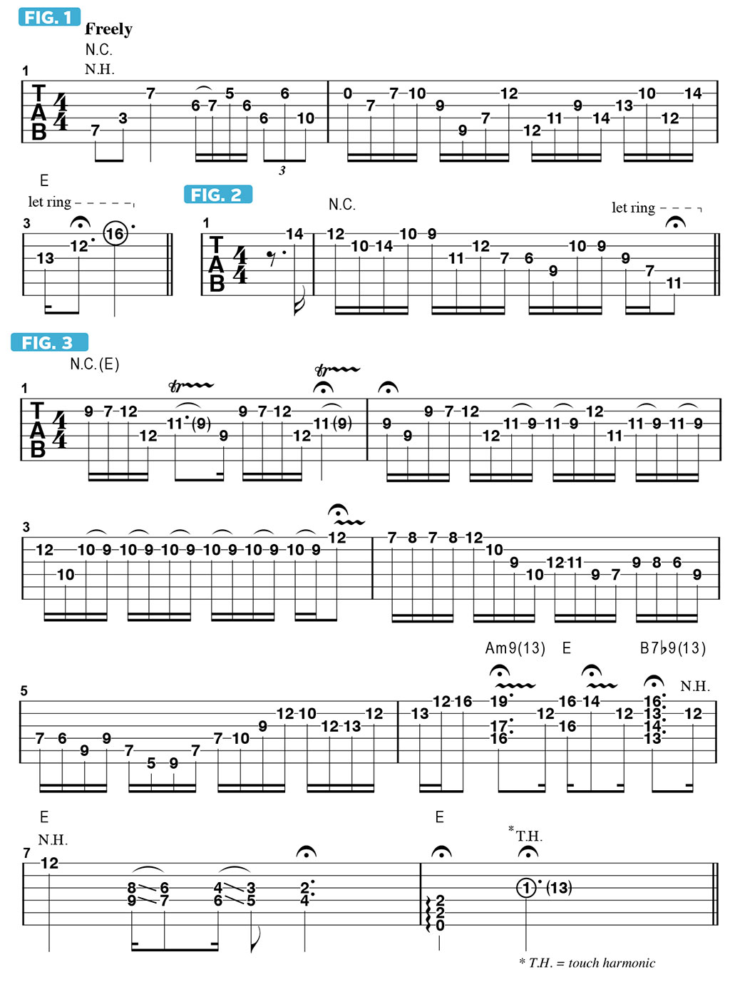 """How """"Free Exploration"""" Can Inspire New Compositional Creations 