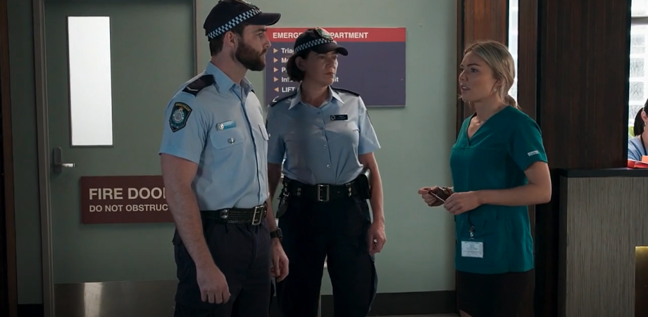 Home and Away spoilers, Jasmine Delaney, Constable Murray