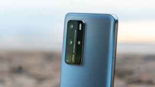 Huawei P40 Pron kameramoduuli