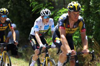 Jonas Vingegaard (Jumbo-Visma) at the Tour de France