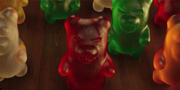 gummy bears in goosebumps 2