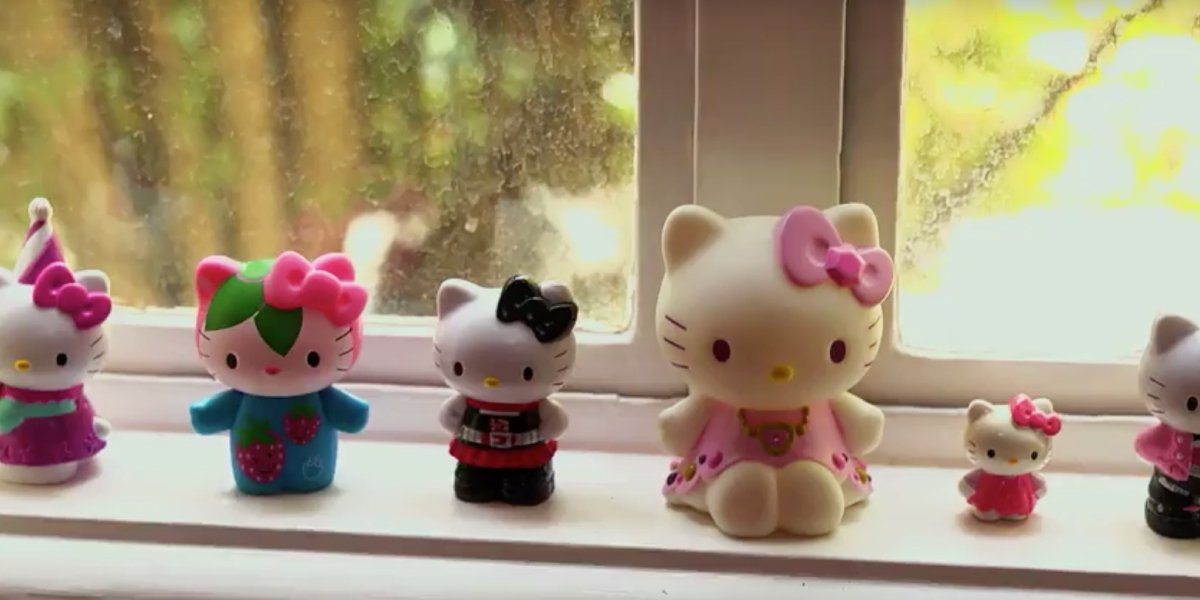 Hello Kitty is a featured topic on Netflix docuseries The Toys That Made Us