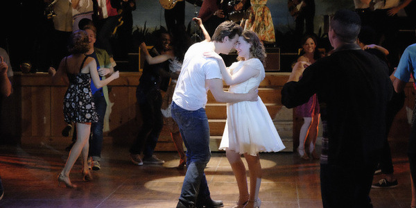 dirty dancing 2017 remake i've had the time of my life abc