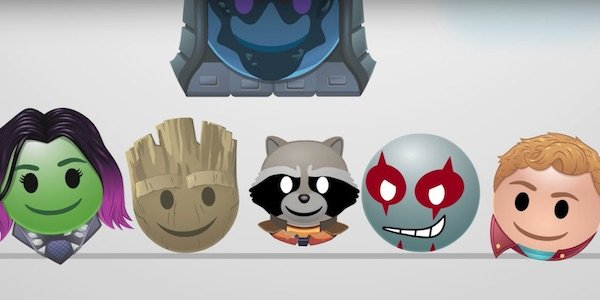 The Emoji Guardians of the Galaxy