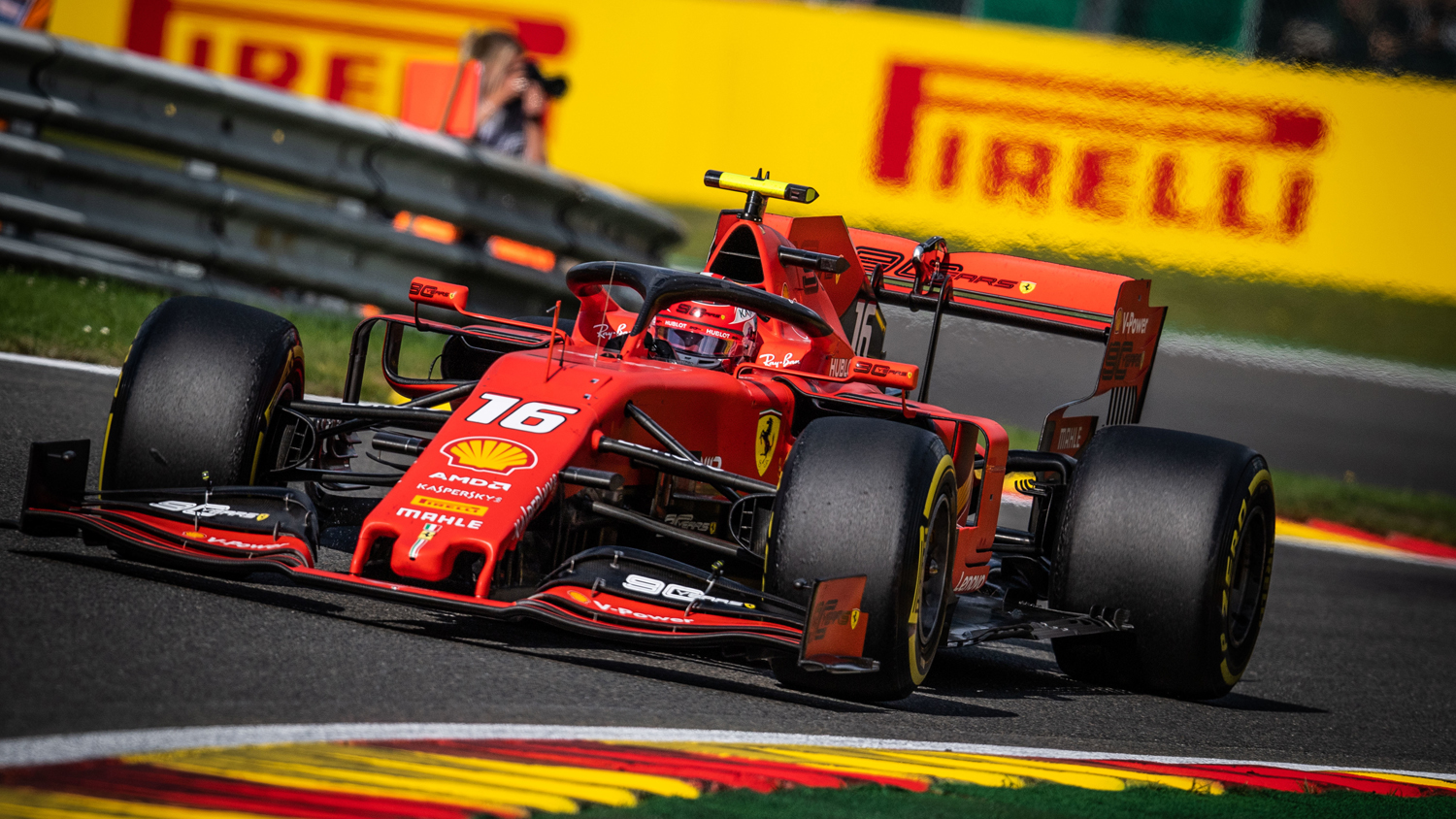 Italian Grand Prix live stream: how to watch F1 racing in 4K