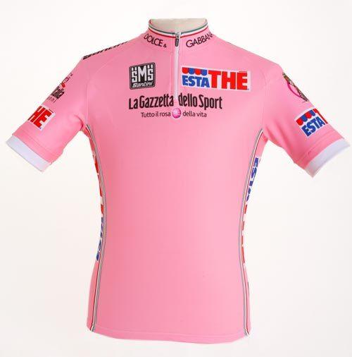 Giro d Italia jersey 2009