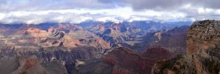 Grand Canyon panorama from Hopi Point