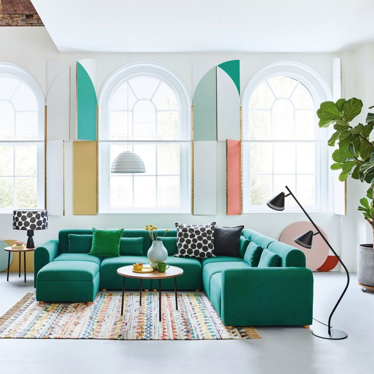 Labor Day sales 2019: Habitat Tab sofa in living room