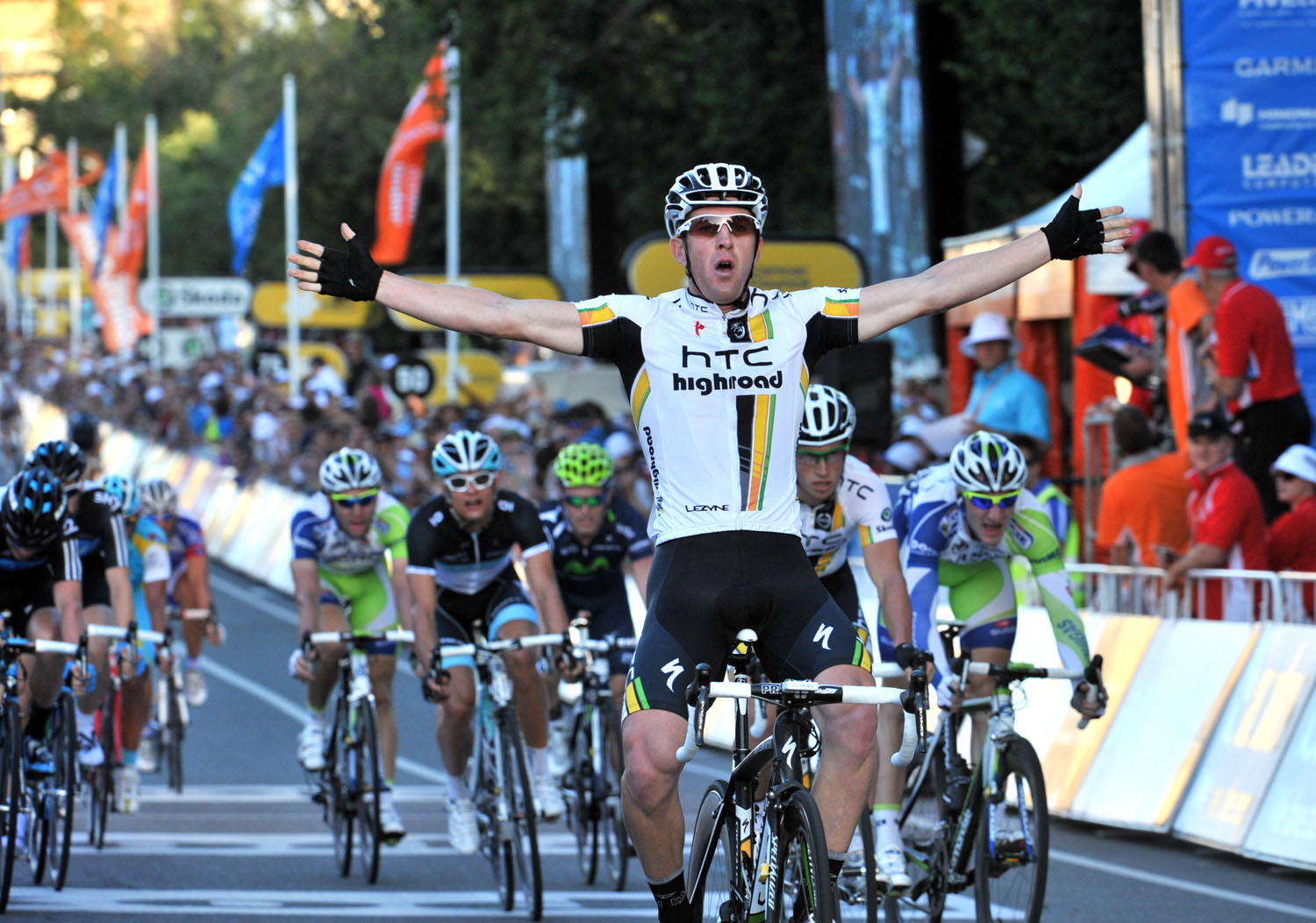 Matt Goss wins Cancer Council Classic 2011