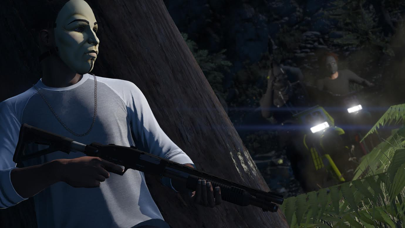 GTA 5 Online Heists Will Launch With New PvP Modes #32619