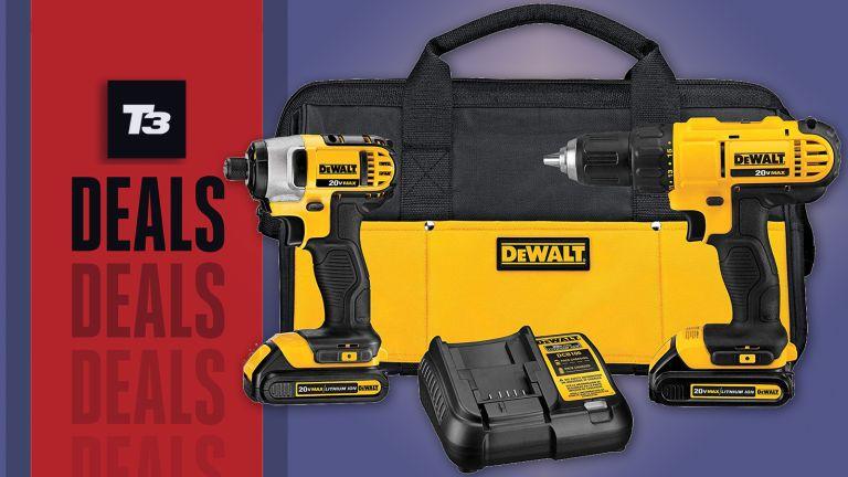 dewalt drill driver combo deal