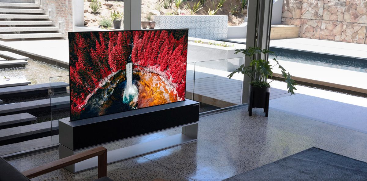 Apparently only 10 people have bought LG's rollable OLED TV – but why?