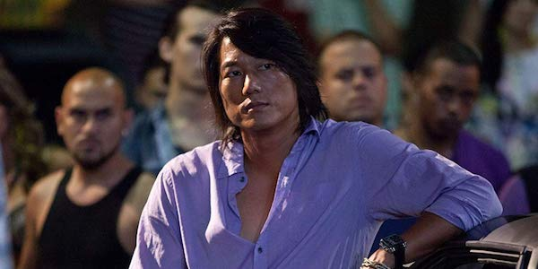 Sung Kang as Han Lue in Fast Five