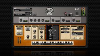 Strum session dashboard