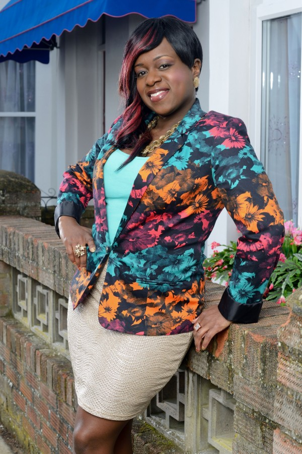 Tameka Empson as Kim Fox (BBC)