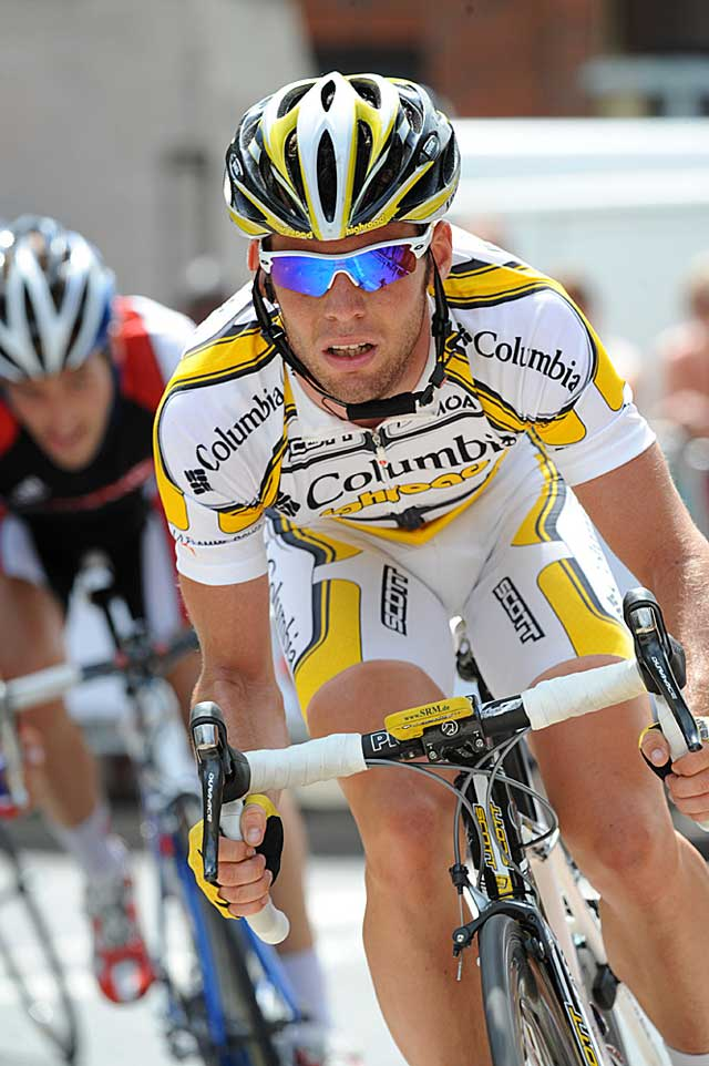 Mark Cavendish Columbia Tour de France 2008