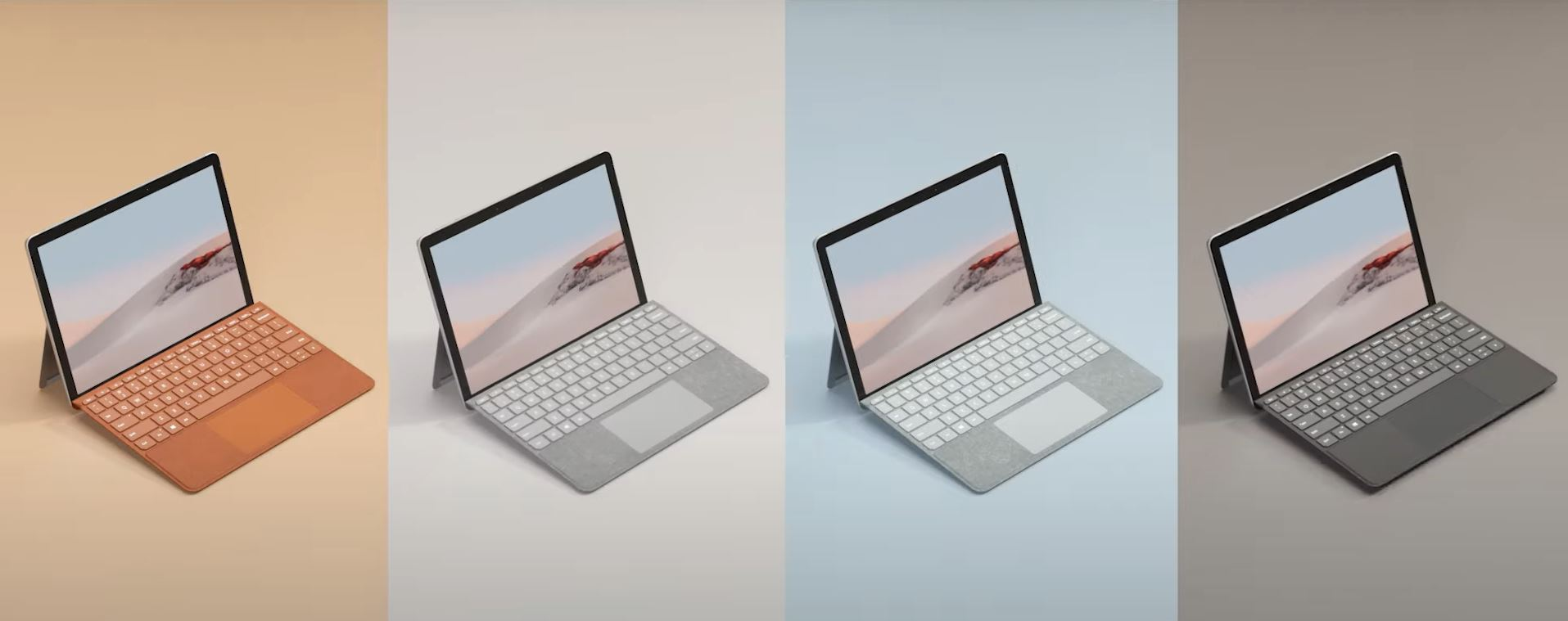 Microsoft Unveils Surface Go 2 Release