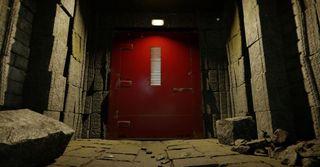 warzone red doors