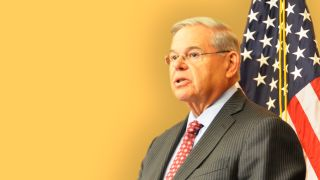 Senator Bob Menendez, the ranking member of the Senate Foreign Relations Committee