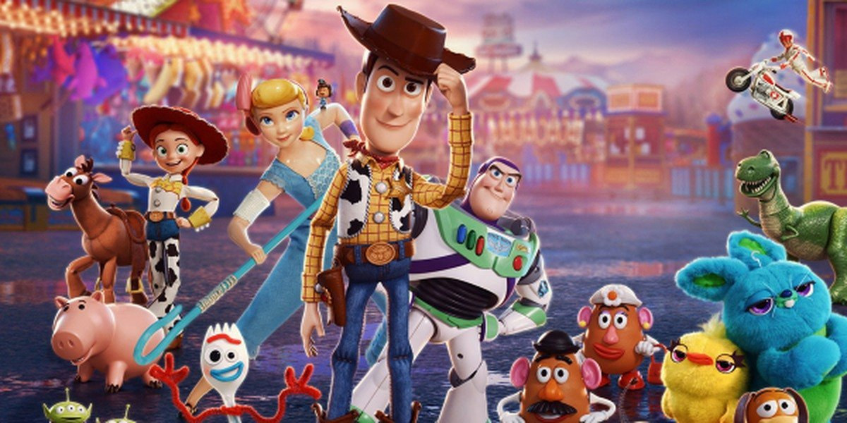 Stephany Folsom co-wrote the story for Toy Story 4.
