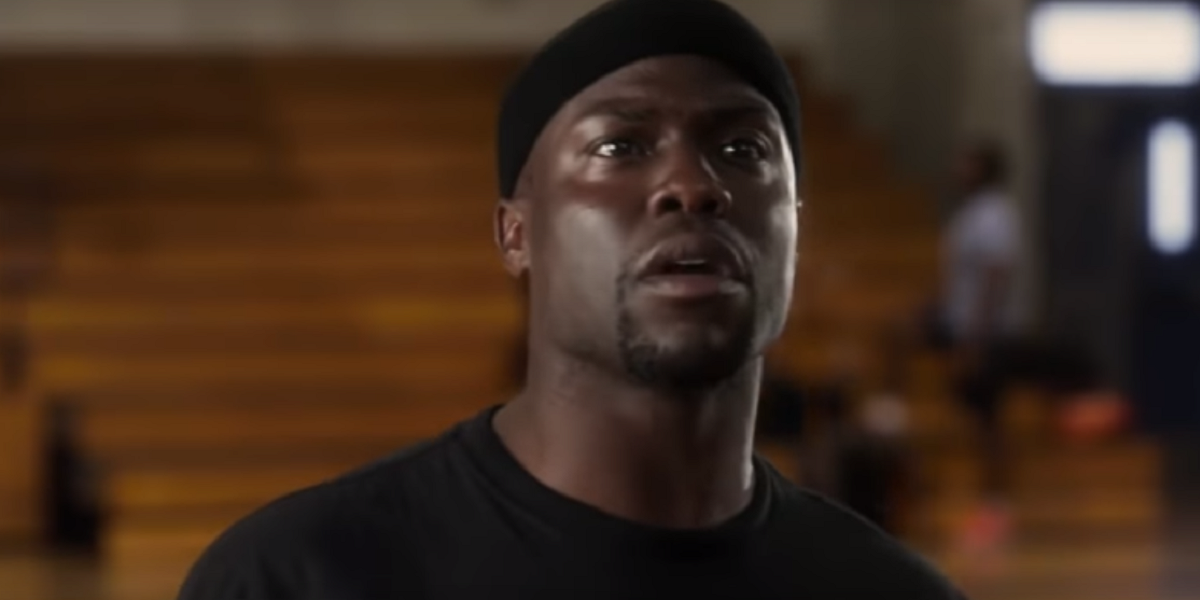 Kevin Hart in Think Like a Man