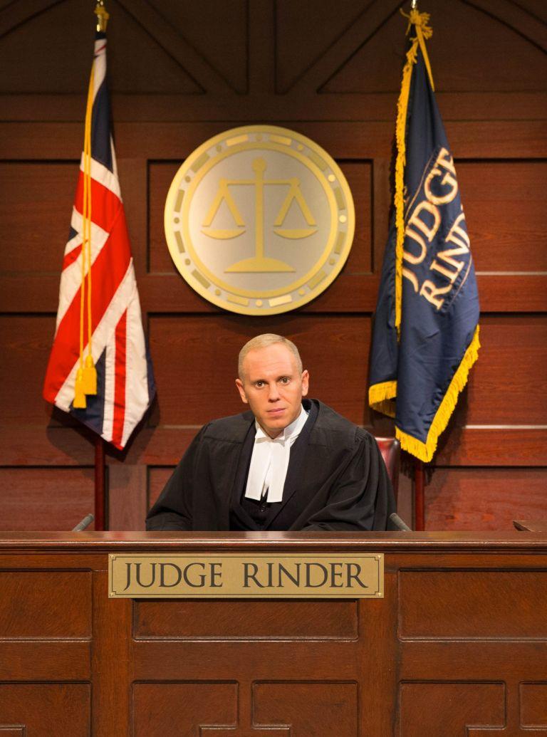judgerinder