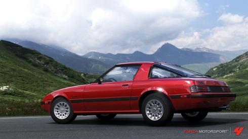 Forza Motorsport 4 Alpinestars Car Pack Coming In April #21334