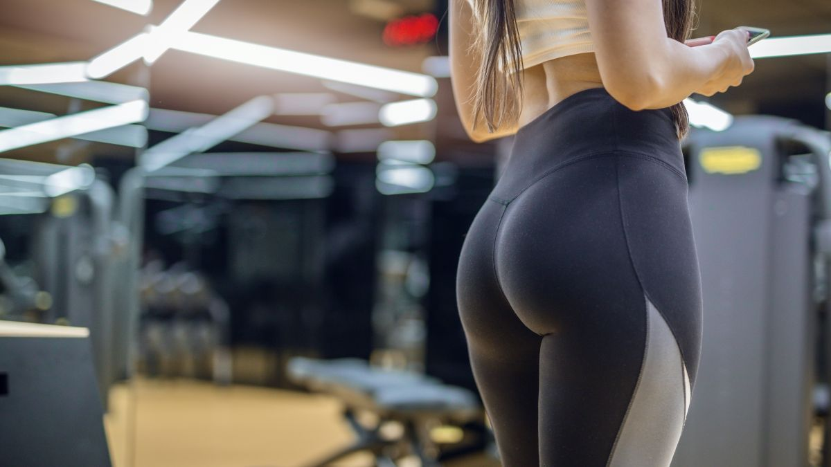 Best home workout for glutes: how to get a big butt locked DOWN