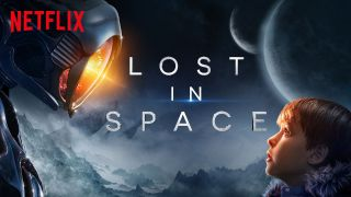 A promo shot of Netflix series Lost In Space
