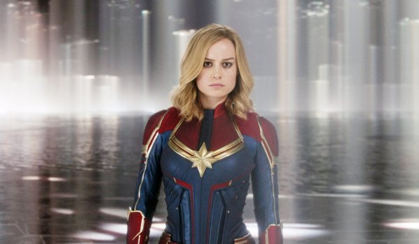Captain Marvel Carol Danvers within the Supreme Intelligence