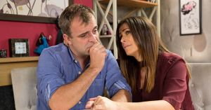 Steve McDonald, Michelle Connor, Leanne Battersby