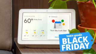 Black Friday Walmart deal - Take $40 off Google Nest Hub
