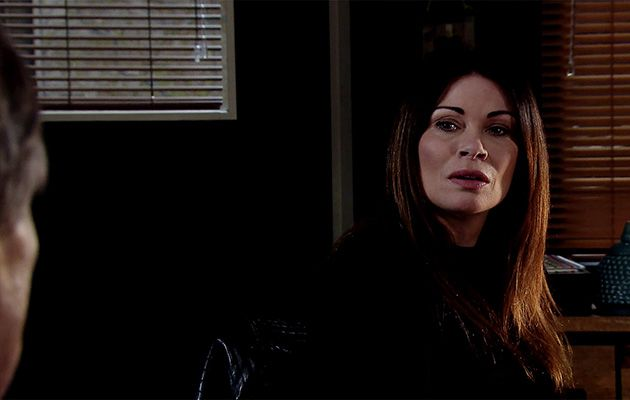 Coronation Street spoilers: Roy Cropper confronts Carla