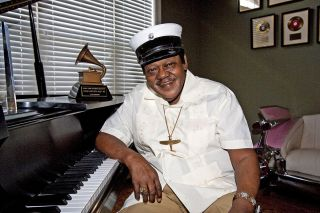 Fats Domino in 2009.