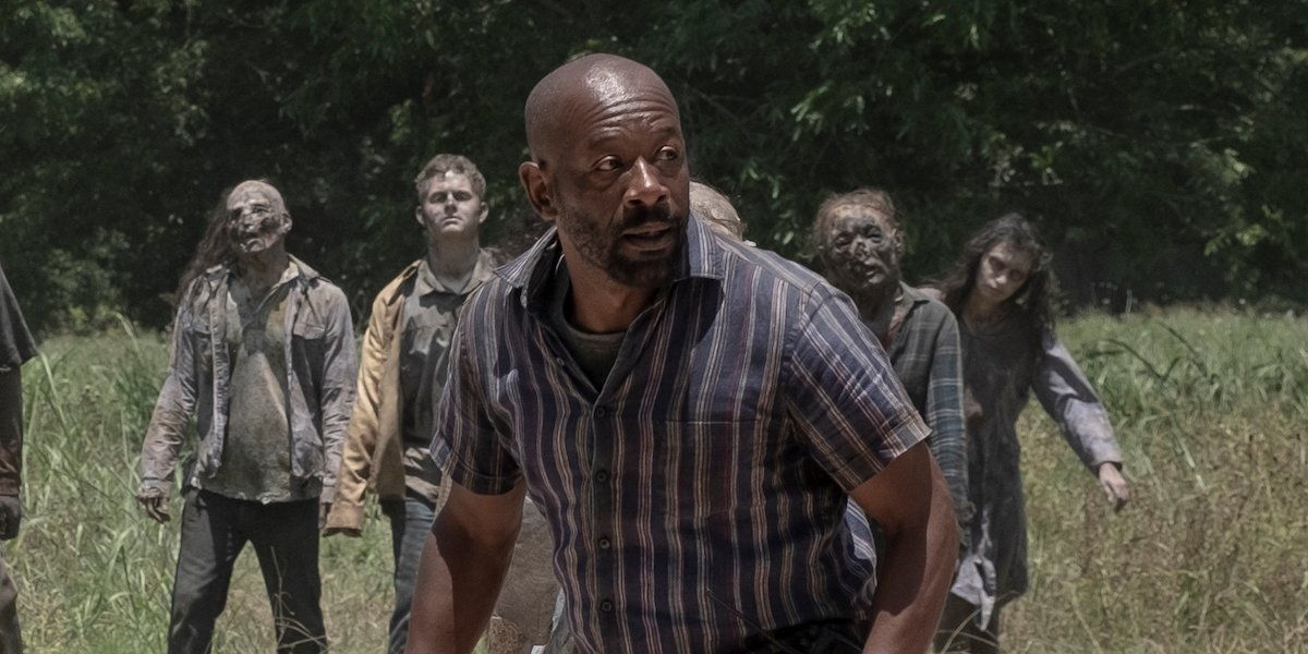 Fear The Walking Dead's Lennie James Gets Cryptic About Morgan's Fate, And Now I'm Worried 1