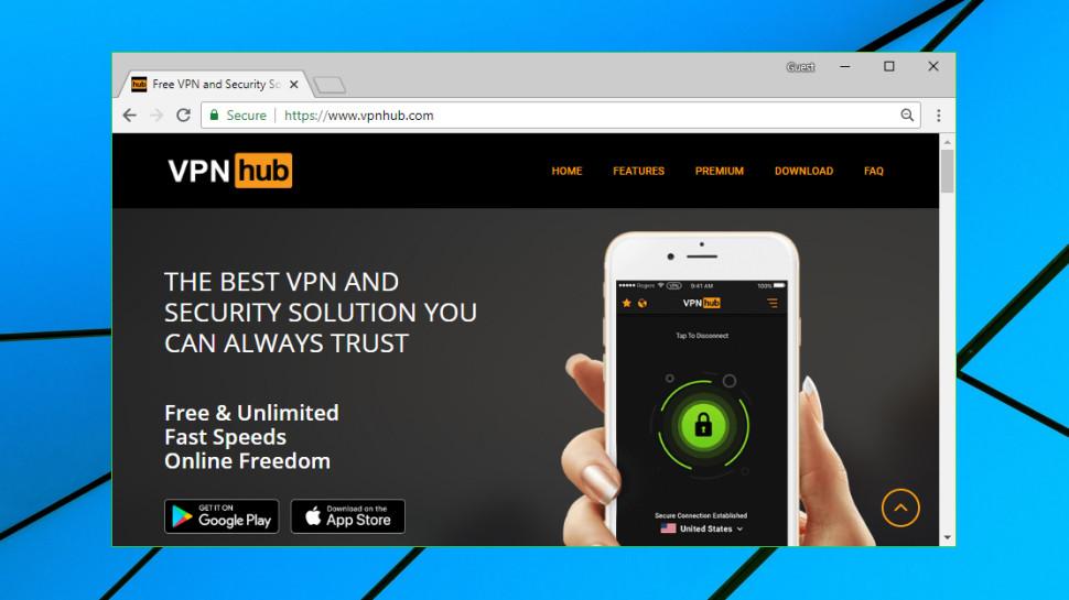 VPNhub review | TechRadar