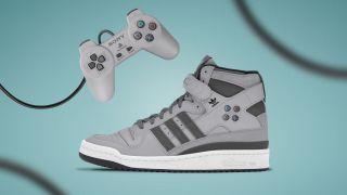 The Sole Supplier retro console concept shoes