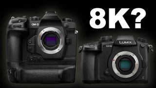 8K 30MP sensor coming to new Olympus and Panasonic GH6 this year?