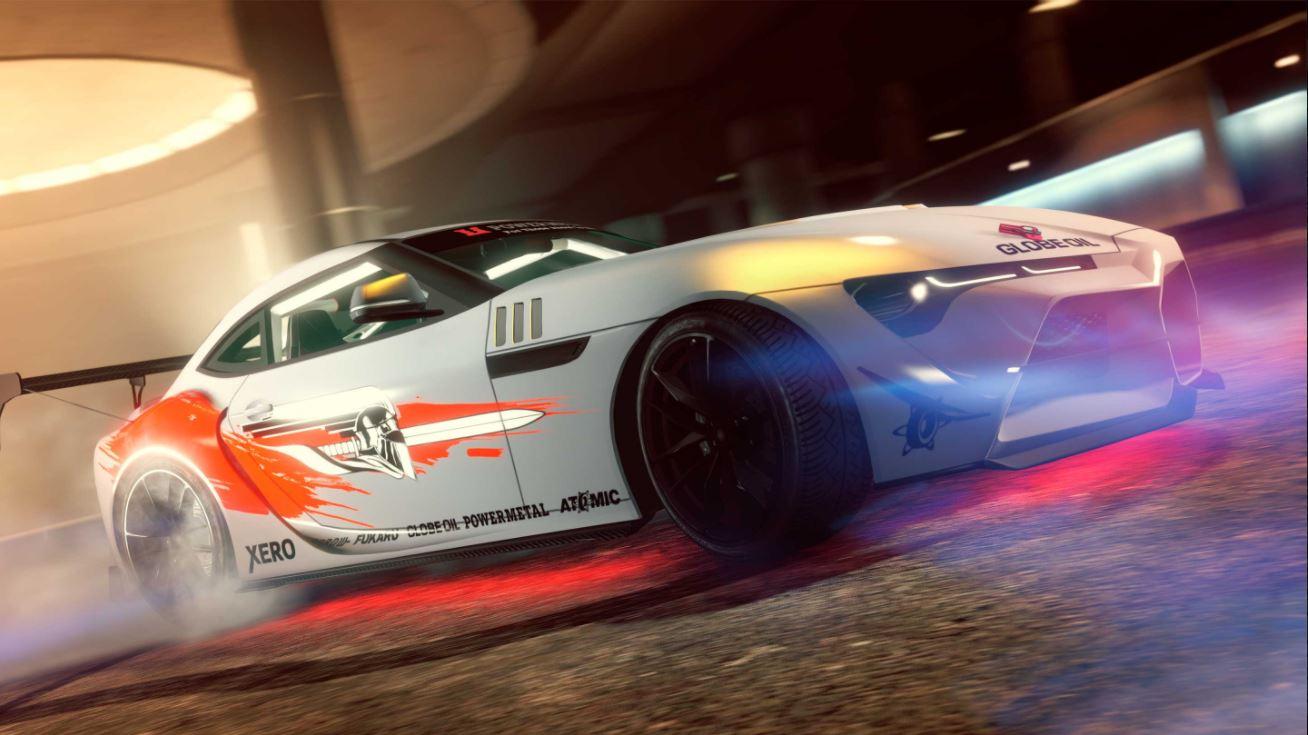 GTA Online Los Santos Tuners cars