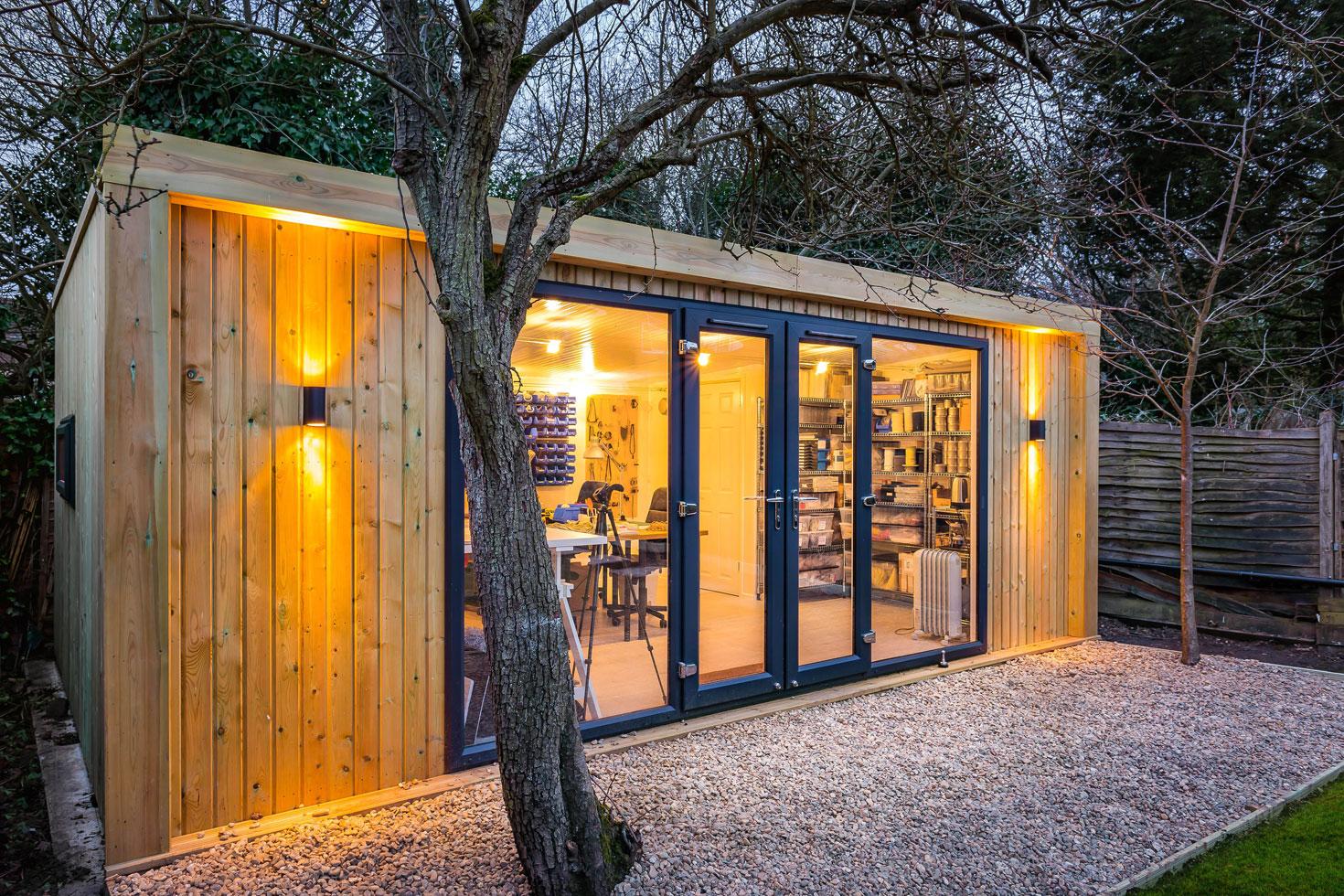 Garden Office Ideas 10 Inspirational Outdoor Home Offices ...