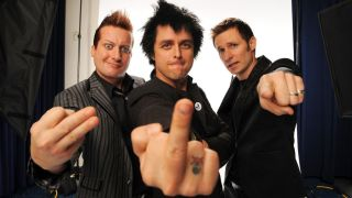 A picture of Green Day