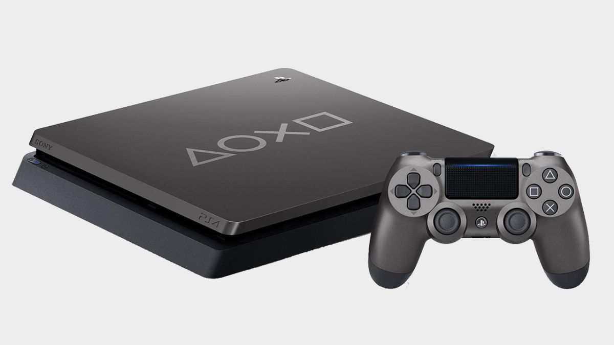 The new, beautiful Days of Play special edition PS4 is out now and