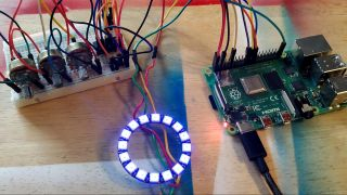 Raspberry Pi Light Show
