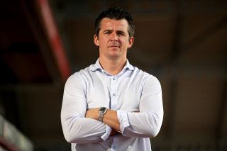 Joey Barton Press Conference