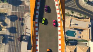 GTA Online's new Tiny Racers mode is a nostalgic throwback