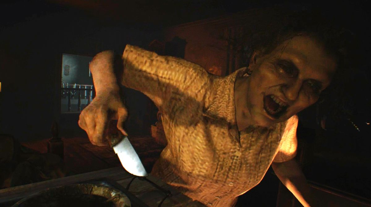 How To Escape The Bedroom In Resident Evil 7 S New Dlc Gamesradar